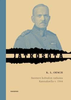 Suomen kohtalon ratkaisu Kannaksella v. 1944