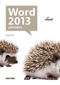 Word 2013 -pikaopas